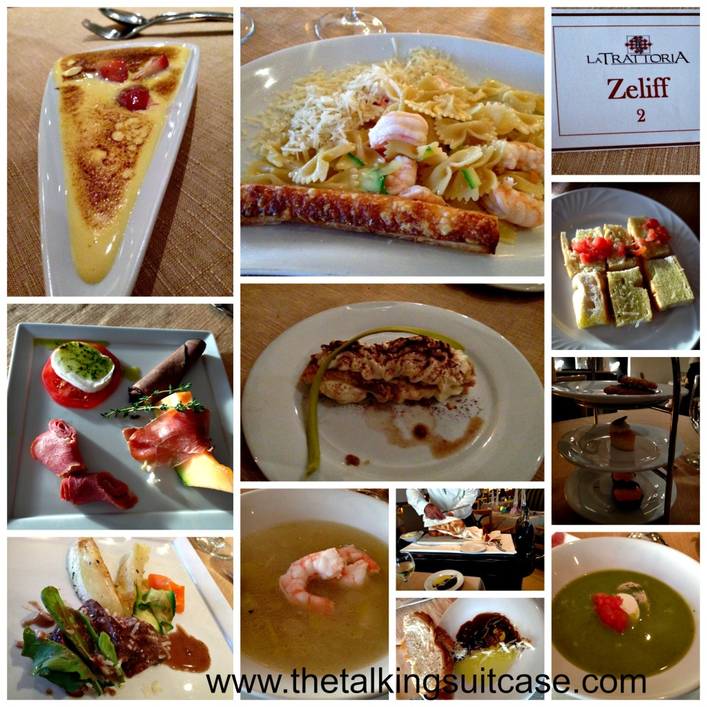 Moon Palace Food La Trattoria