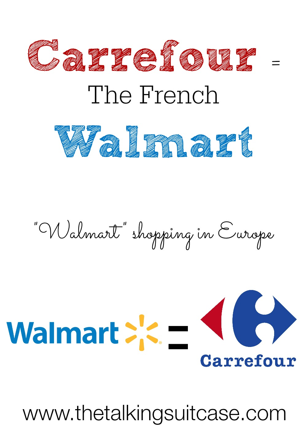The French Minimalist Capsule Wardrobe Winter 2018 2019: Carrefour = The French Walmart