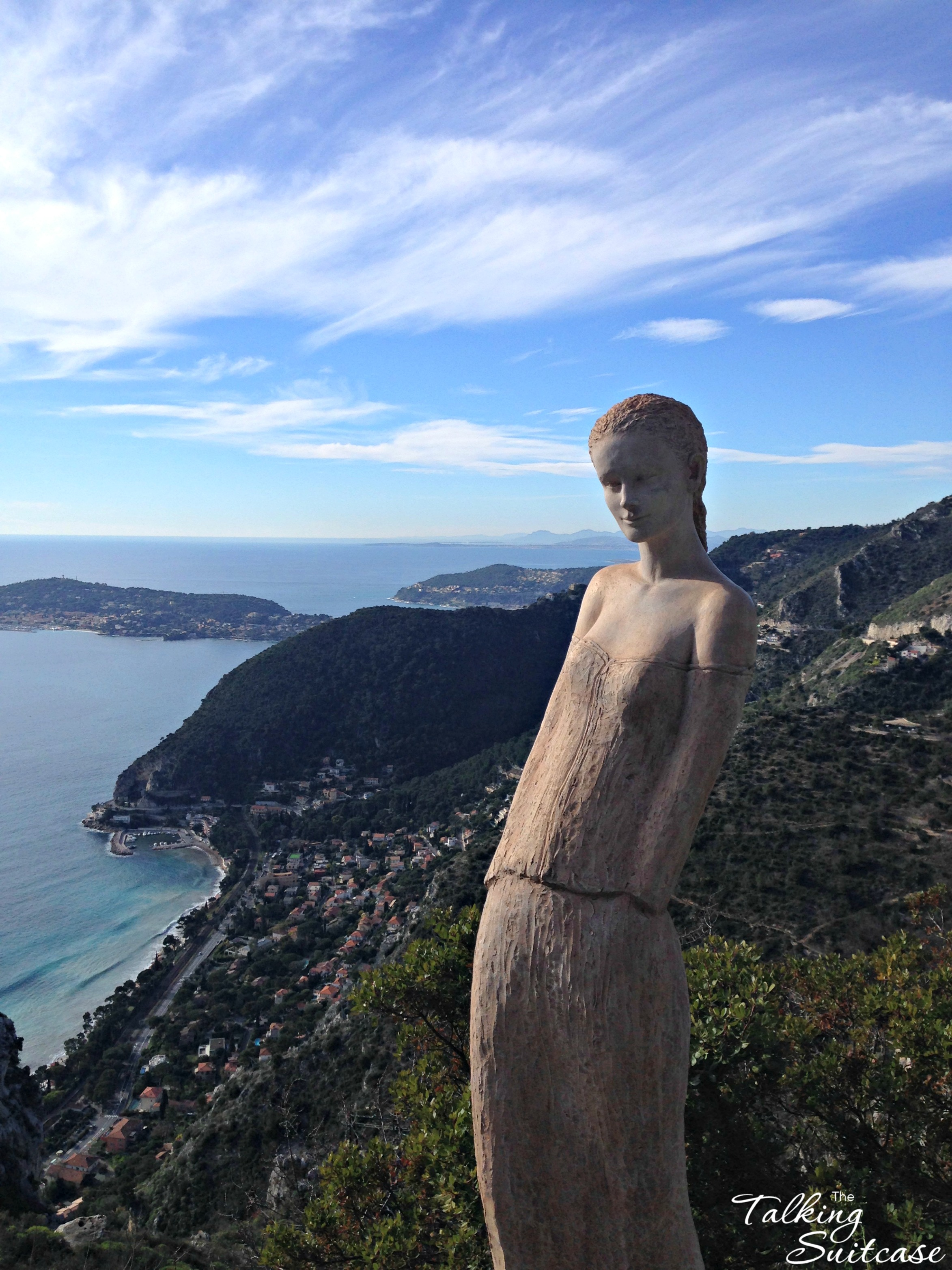 Eze france travel ideas for Eze jardin exotique statues