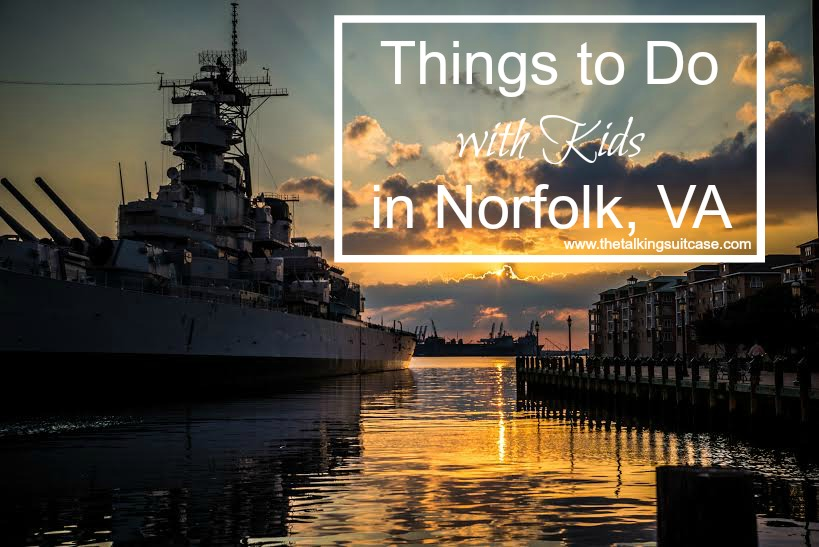 The area is comprised of seven cities close in proximity yet distinctly different. If you're planning to vacation in the area or are already living nearby, I've compiled a list of things to do with kids in Norfolk to help keep your little ones busy this summer.