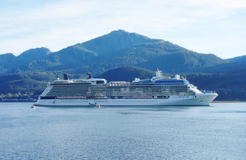 Cruise ships venture to all corners of the global, including Alaska.