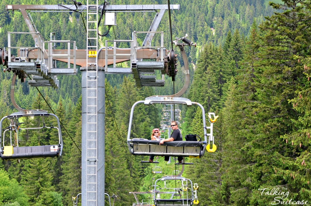 Summer Lifts in Chatel, France
