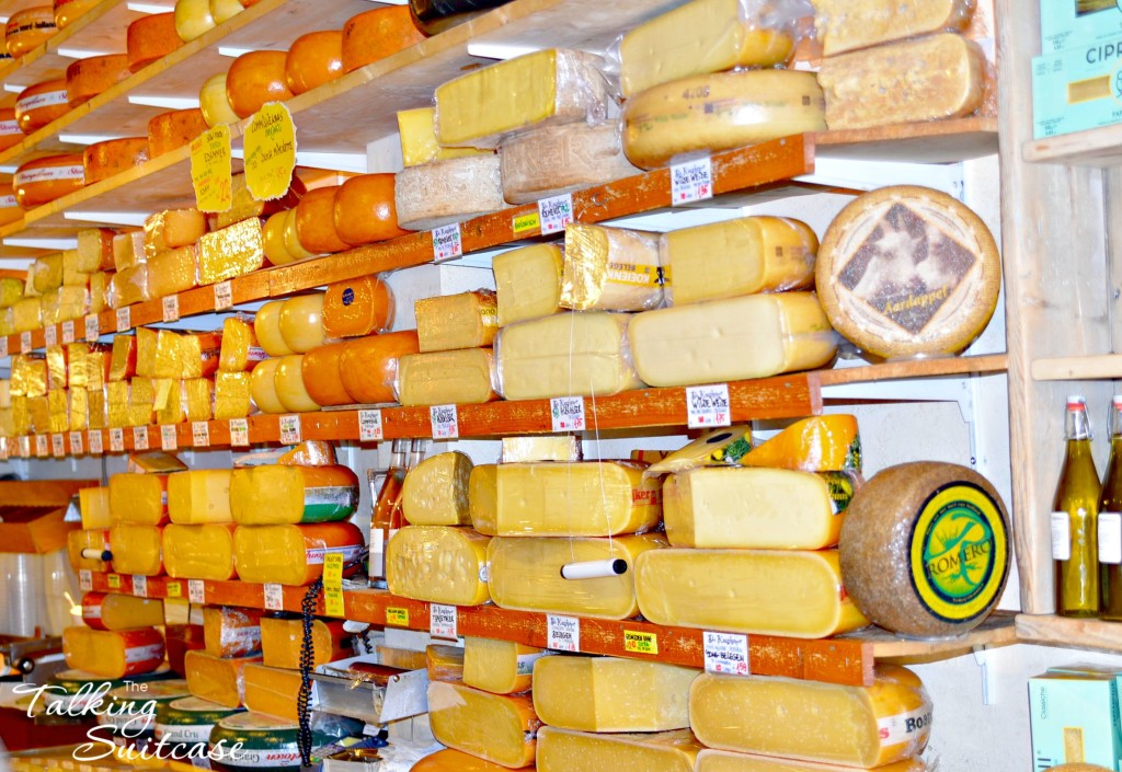 Cheese, Cheese and more cheese in Amsterdam