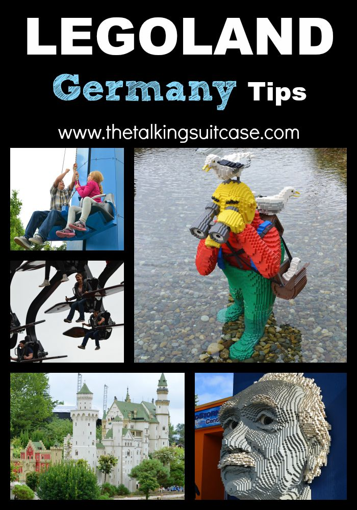 Legoland Germany Tips