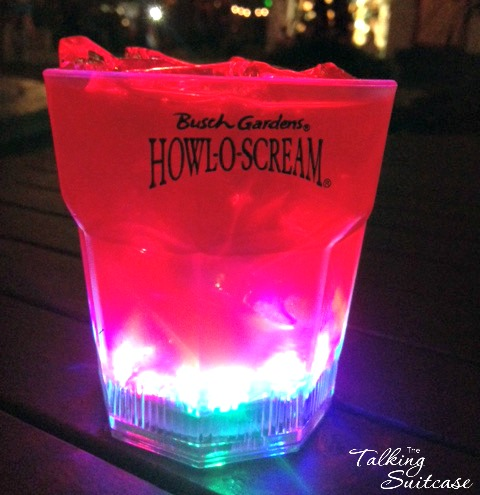 Busch Gardens Howl O Scream Drink