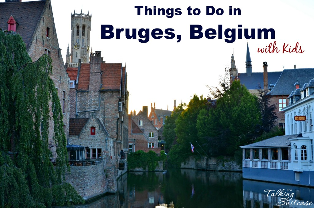 Day In Bruges With Kids