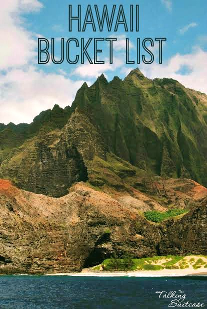 Hawaii Bucket List