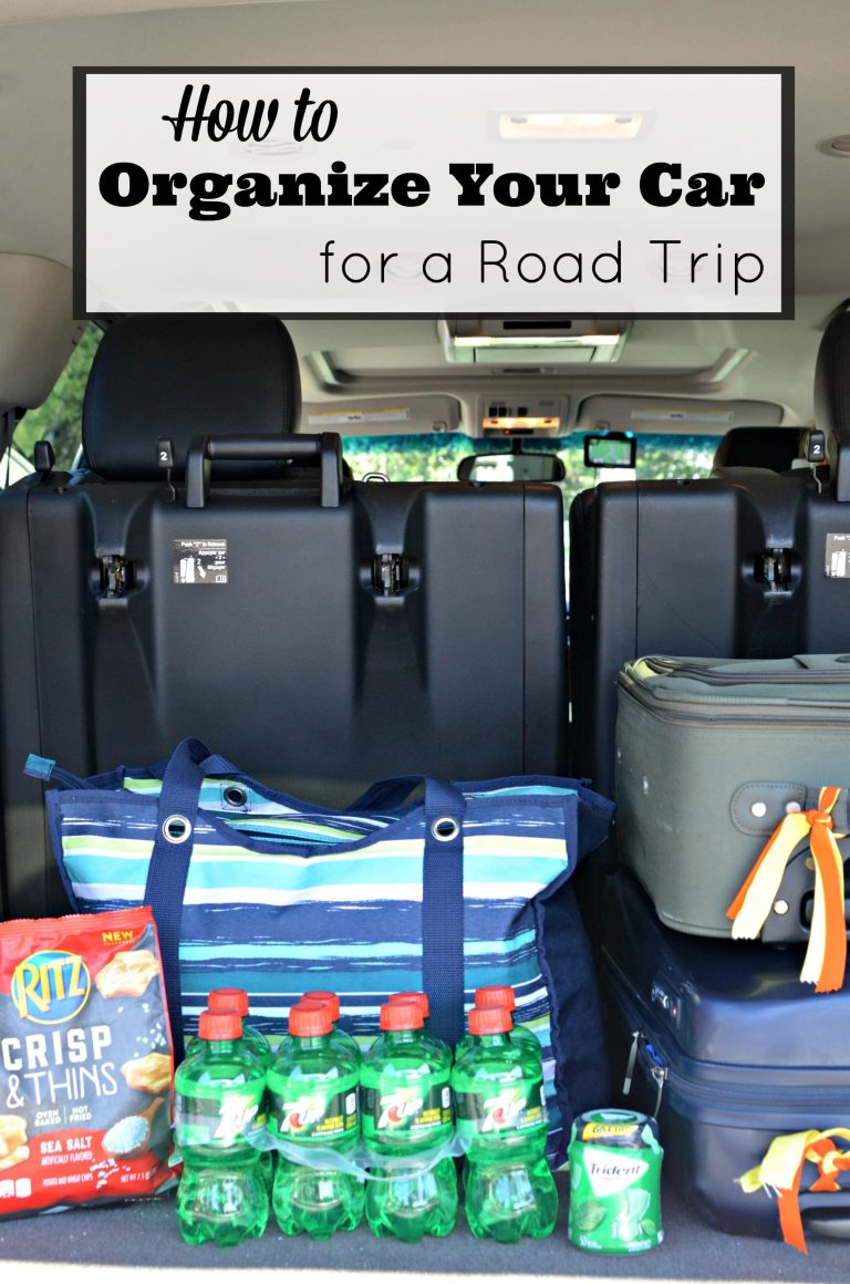 how to organize a trip