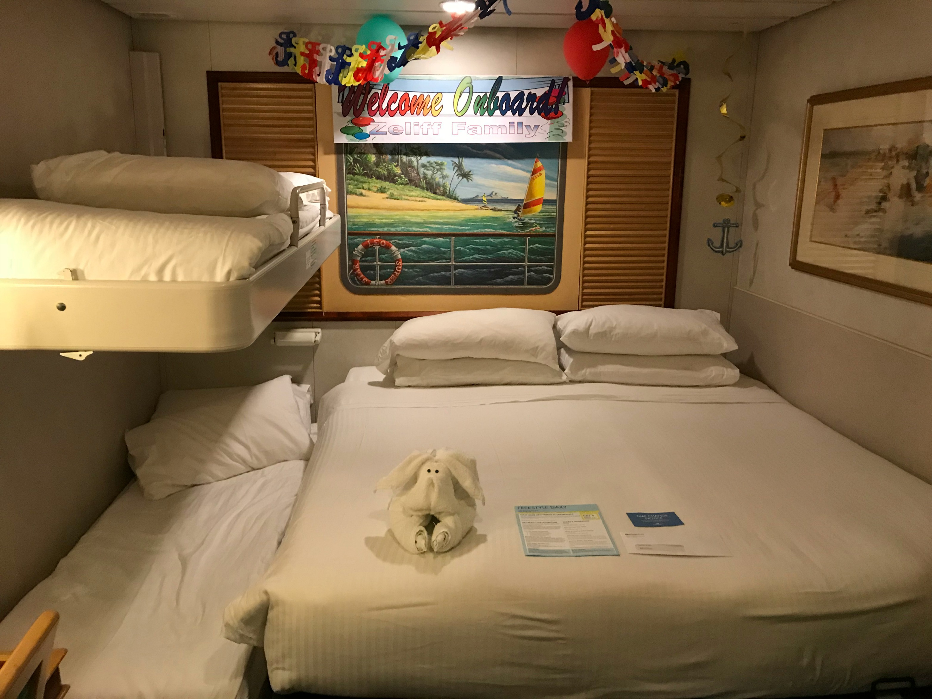 Cruise Norwegian Spirit