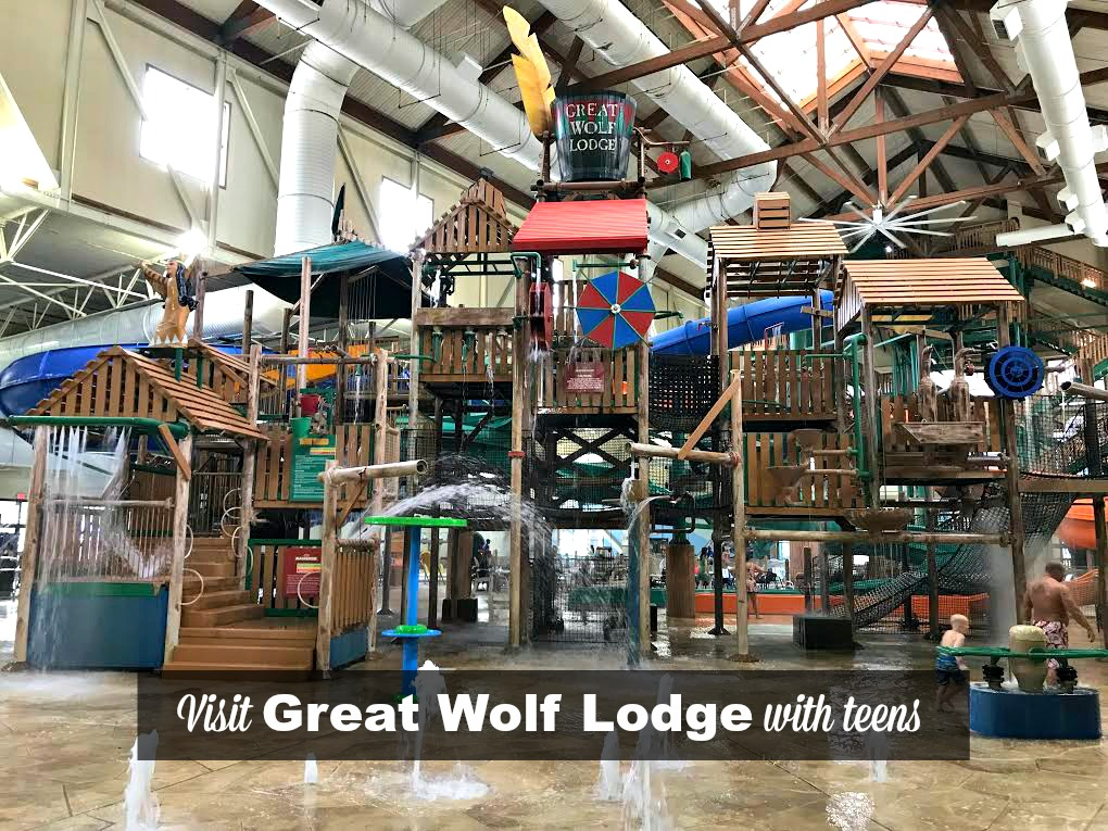 Will Teens & Tweens Enjoy Great Wolf Lodge Williamsburg?